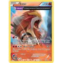 Entei 15/98 Holo FULL ART Ancient Origins EN