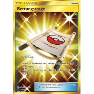 Rettungstrage 165/147 SECRET RARE | Rescue Stretcher DE