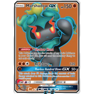 Marshadow GX 137/147 FULL ART EN