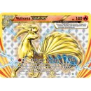 Vulnona TURBO 16/108 Evolution | Ninetales BREAK DE