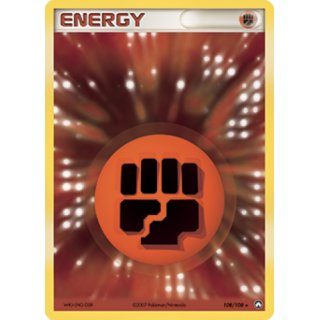 Fighting Energy HOLO 108/108 EN (pl)