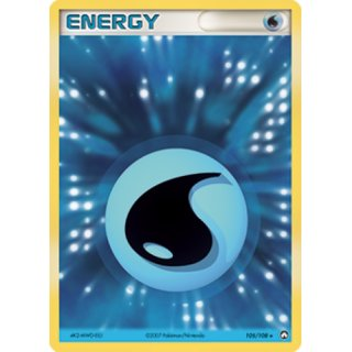 Water Energy 105/108 Holo EX Power Keepers EN (po)