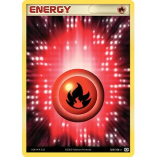 Fire Energy HOLO 102/106 EN (pl)