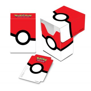 Ultra Pro Deck Box Pokeball