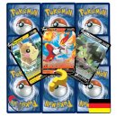 10 Pokemon wie EIN Booster inkl. Pokemon V, Reverse &...