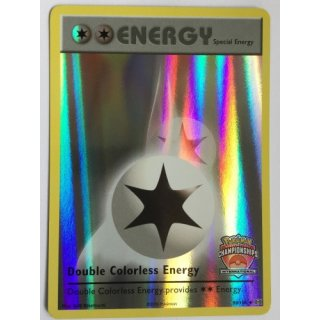 Double Colorless Energy INTERNATIONAL EUROPE 90/108