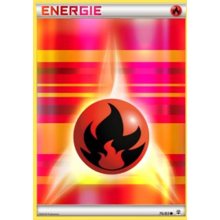 Feuer Energie Reverse HOLO 76/83