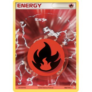 Fire Energy HOLO 106/110 EN (po)
