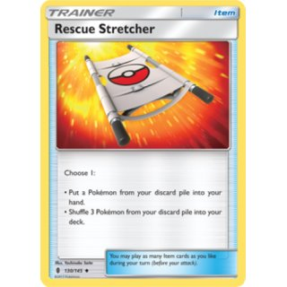 Rescue Stretcher 130/145 EN