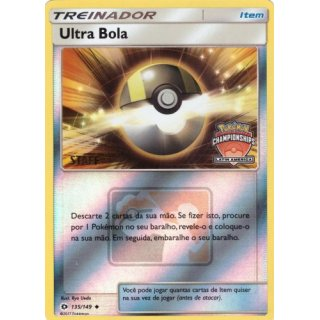Ultra Ball STAFF PROMO LATIN AMERICA 135/149 PT